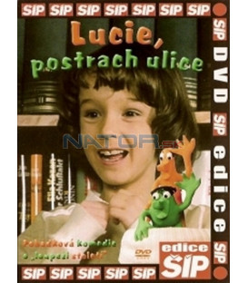 Lucie, postrach ulice DVD