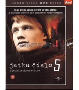 Jatka č.5 (Slaughterhouse-Five) DVD