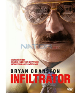 Infiltrátor (The Infiltrator) DVD