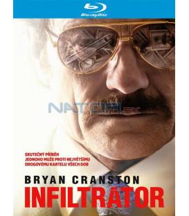 Infiltrátor (The Infiltrator) Blu-ray