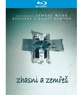 Zhasni a zemřeš (Lights Out) Blu-ray