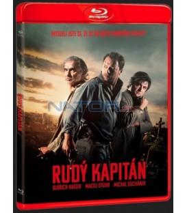 Červený kapitán (Rudý kapitán) Blu-ray