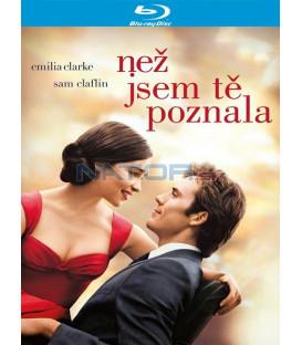 Než jsem tě poznala (Me before You) Blu-ray