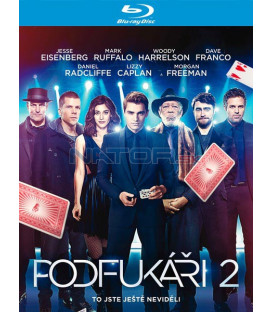 Podfukáři 2 (Now You See Me: The Second Act) Blu-ray