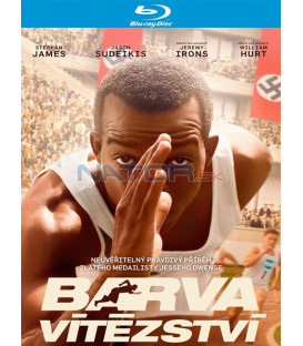 Barva vítězství (Race) Blu-ray