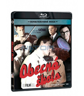 Obecná škola - remasterovaná verze Blu-ray