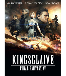 KINGSGLAIVE: FINAL FANTASY XV - DVD