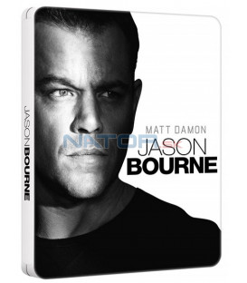 Jason Bourne 2016 (2 BD + DVD) - Blu-ray STEELBOOK