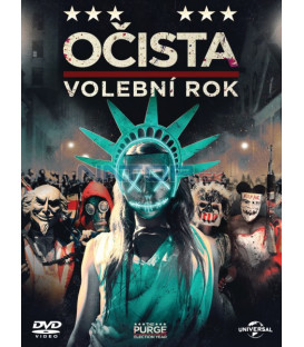 Očista: Volební rok (The Purge: Election Year) DVD