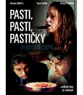 Pasti, pasti, pastičky (Pasti, pasti, pastičky) DVD
