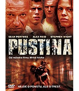 Pustina ( Wilderness) DVD