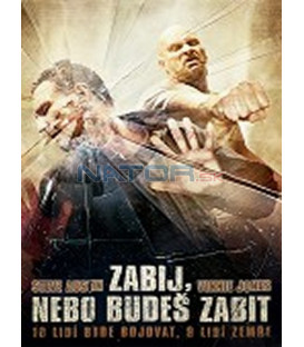 Zabij, nebo budeš zabit (The Condemned) DVD