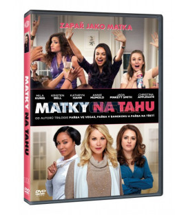Matky na tahu (Bad Moms)  DVD