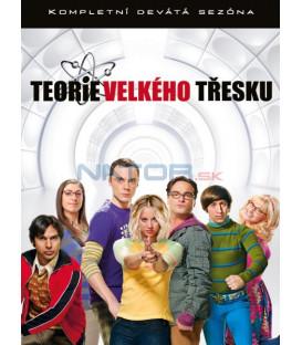 Teorie velkého třesku 9.série 3DVD (Big Bang Theory Season 9 3DVD)