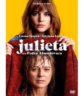 Julieta (Julieta) DVD