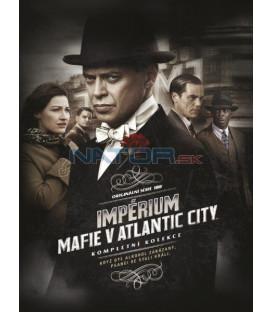 Impérium-Mafie v Atlantic City 1.-5. série 22DVD