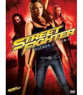 Street Fighter: Legenda o Chun-Li ( Street Fighter: The Legend of Chun-Li) DVD