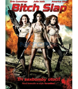 Kurevská nakládačka (Bitch Slap) DVD