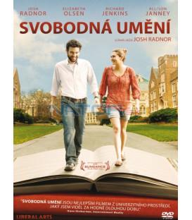 Svobodná umění (Liberal Arts) DVD