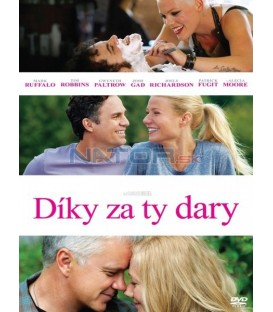 DÍKY ZA TY DARY (Thanks for Sharing) DVD