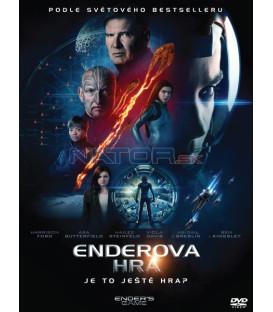 ENDEROVA HRA (Enders Game) DVD