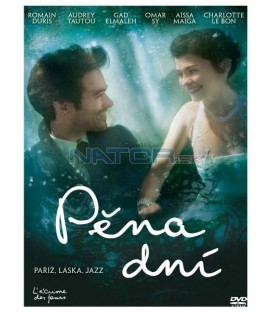 Pěna dní (LÉcume des jours) DVD