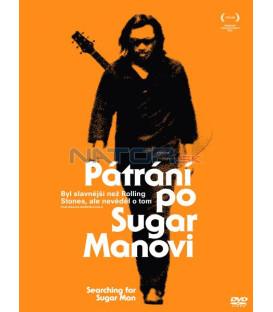 PÁTRÁNÍ PO SUGAR MANOVI (Searching for Sugar Man) - DVD
