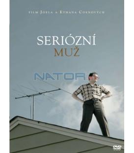 Seriózní muž (A Serious Man) DVD