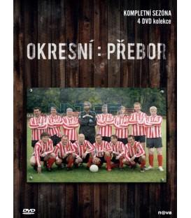 OKRESNÍ PŘEBOR KOLEKCE - 4 DVD