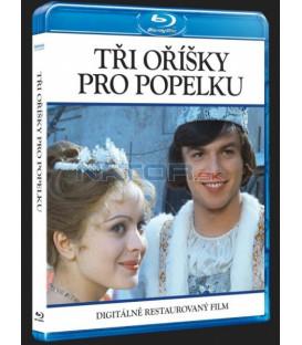 Tři oříšky pro Popelku (Digitálně restaurovaná verze) - Blu-ray