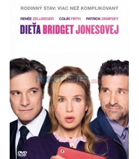 Dítě Bridget Jonesové 2016 (Bridget Joness Baby) DVD