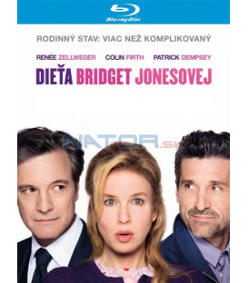 Dítě Bridget Jonesové (Bridget Joness Baby) Blu-ray