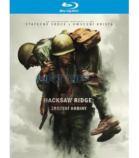 Hacksaw Ridge: Zrození hrdiny Blu-ray