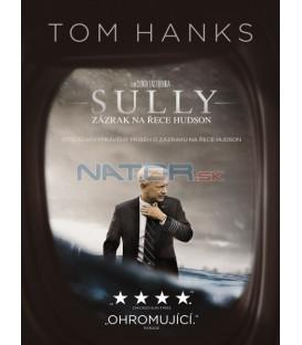 Sully: Zázrak na řece Hudson (Sully) DVD