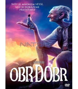 Kamoš Obor - Obr Dobr (The BFG) DVD