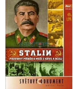 Stalin - Pravdivý příběh o muži z krve a oceli / Stalinova kariéra DVD