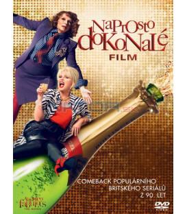 Naprosto dokonalé (Absolutely Fabulous: The Movie) DVD