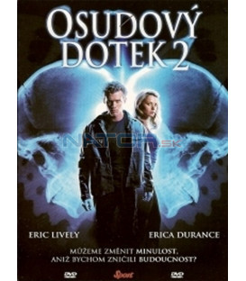Osudový dotek 2 (Butterfly Effect 2, The) DVD