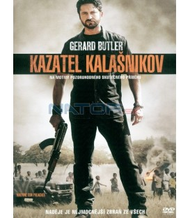 Kazatel Kalašnikov (Machine Gun Preacher) DVD