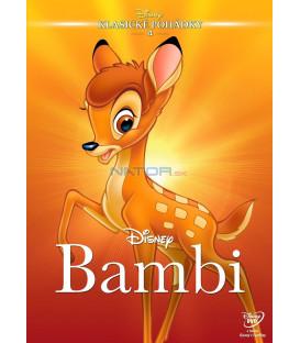Bambi DE (Bambi DE) - Edice Disney klasické pohádky 4. DVD