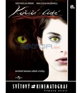Kočičí lidé (Cat People) DVD