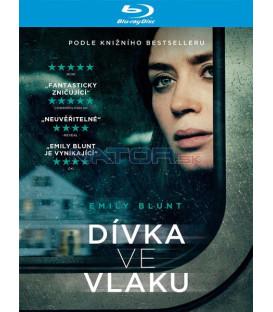 Dívka ve vlaku (The Girl on the Train) Blu-ray