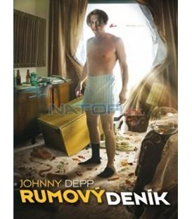 Rumový denník (The Rum Diary) DVD
