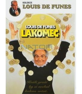 Lakomec (L´Avare) DVD