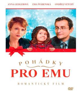 Pohádky pro Emu (Pohádky pro Emu) DVD