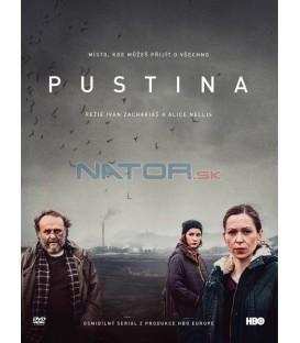 Pustina (Pustina) 1-8 epizod TV seriál DVD