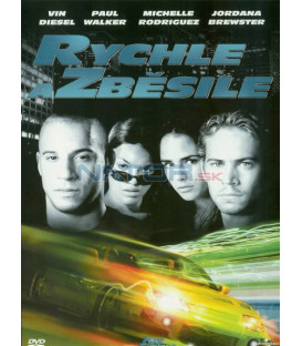 Rychle a zběsile 2001 (The Fast and the Furious) DVD