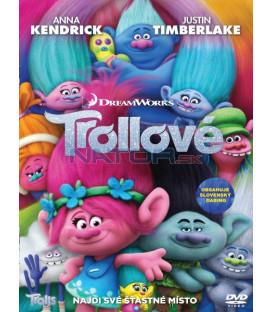 Trollové (Trolls)  DVD