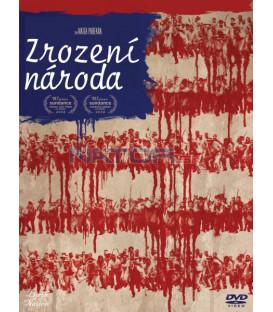 Zrození národa (The Birth of a Nation) DVD