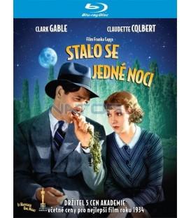 Stalo se jedné noci (It Happened One Night) 1934 BLU-RAY (remaster z 4K )